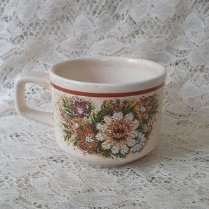 Magic Garden Cup Vintage Lenox Temperware